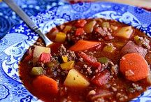 Food~Soup, Stew & Chili