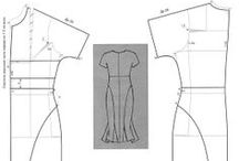 Fashion: Patternmaking - Chlothes / Sewing, Fashion clothing & DIY patterns