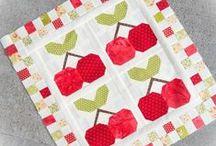 mini quilts / by eileensideways