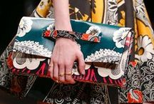 LIVING LIKE A BAG LADY / what's in your couture bag, handbag, clutch
