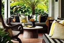 OUTDOOR SPACES / Everything beautiful about outdoor living.