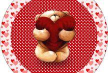 Kit Love Bear