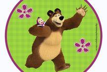 Kit Masha e Urso