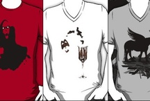 Cool Artistic T-shirts Retro Grunge Vintage / Cool Artistic T-Shirts - Grunge T-shirts, Lovely T-shirts, vintage T-shirts, Cool T-shirt designs / by Denis Marsili - Conceptual Art and T-Shirts