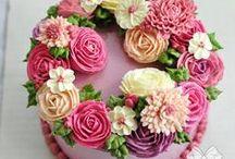 Cake Decorating / by Stephanie Fish