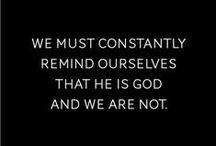 God is Enough / by Stephanie Reyes