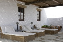 CM loves: outdoor rooms / because everything is done better outdoors / by Coulson Macleod