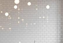 CM loves: tiles / Coulson Macleod love's white subway tiles