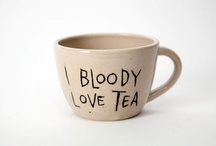 CM loves: tea / tea is drunk to forget the din of the world