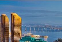 Downtown Condo Living / Highlighting some of the more luxurious San Diego urban dwellings.