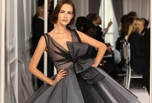 Glamorous Gowns / Beautiful long dresses. / by Alice Hendrickson