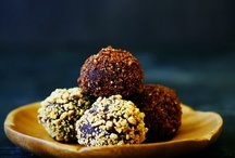 CM loves: truffles / truffles exist to be eaten but why, i'd like to know. if they're so damned irresistible do they pile on the calories so