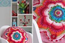 Crochet Inspirations / by anou design
