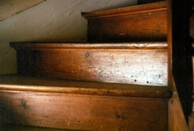 CM loves: stairs / stairs are climbed step by step