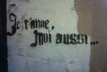 Parisian Graffiti