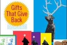 Holiday Gift Guide - 2012 / Unique ideas for holiday giving.  barkdoggifts.tumblr.com