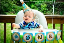 Dinosaur 1st Birthday Party / Ideas for baby's first birthday...dino-style!