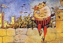 ART: Fairytale /Nursery rhyme / #eloisewilkin #mabelatwell #mabellucieatwell #goldenageofillustration #fairytaleillustration #nurseryrhyme  #scandinavianfairytaleart #antiquefairytaleillustration   #kaynielsen #kayneilsen #kayneilson (wrong spellings_) #nielsen #fairytaleart  / by heidi-man