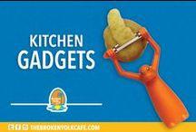 Kitchen Gadgets Galore! / Fun stuff for your kitchen!