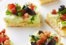 apéritifs~antipasti~appetizers / ~ recipes for delicious little bites~ / by Lynn Marie Richardson