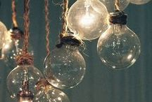 CM loves: bare bulbs / beauty when unadorned is adorned the most