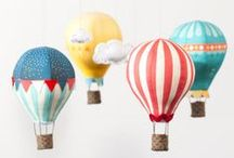 up, up and away / by Sarah Street