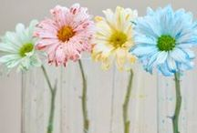 Spring Crafts & Activities / Spring crafts and activities for toddlers and preschoolers. Fun ideas to help get the kids enjoy the warmer ready as they explore nature outdoors and play in the rain.