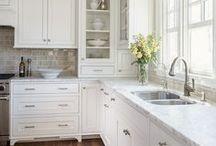 Home Kitchen / Kitchen design inspiration, entertaining ideas, interior design tips & more!