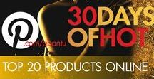 THIRTY DAYS OF HOT!!! / UPDATED MAY 3, 2018     If it's been moving off Abantu's online shelf with fiery abandon in the last 30 days, you'll find it here – The best-selling extensions, wigs and hairpieces to light up any room, and the accessory products to keep the style fires burning. We'll update this often to reflect all the latest trends in what Abantu customers are purchasing at abantu.com.