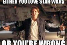 Okay- I LOVE STAR WARS