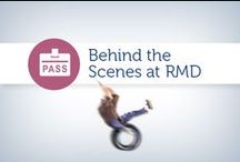 Behind the Scenes at RMD / We are giving you an inside look at RMD! Join us behind the scenes (and outside the office) to see how we get things done each week to help our clients grow!
