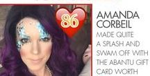 2016 $250 COSTUME SELFIE CONTEST / The people have spoken. The votes have been tallied and with more love than the bottom eight contestants combined, the Not So Evil Mermaid has clammed the $250.00 Abantu Gift Card.  Our sincerest thanks to all our entrants (and condolences to the professor) and everyone who cast a vote. We do hope to see you again next Halloween. Well, to see you but not you, if you know what we mean!