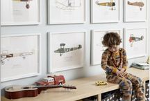 Chic Little Rooms / Style and design ideas, DIY and creative inspiration for nursery's and children's spaces..