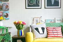 """Style For The Home / Styles and design ideas for the place you call """"home""""."""