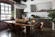 Favorite Places & Spaces / by Eclectic Living Home
