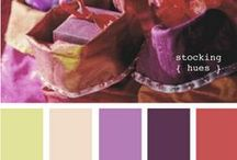 Colour Tones  / These are all my favourite colour tones from Design Seeds to use in crafting and home decor.  / by Jody Copestake