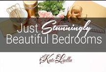 HOME: Just Stunningly Beautiful Bedrooms / Gorgoeus bedrooms from Australia.