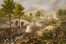 U. S. Civil War / by Victoria Hinshaw