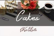 INSPIRE: Cakes, buns, biscuits & sweets...