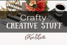 INSPIRE: Crafty Creative Stuff! / Some people are super crafty!