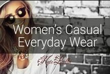 KATE: Women's Casual Wear Everyday & Office Clothes Beautiful Clothing! / Fabulous FUN Fashion - More casual and work wear...