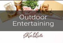 HOME: Outdoor Entertaining!