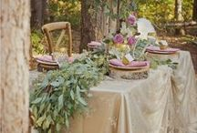 Tablescape Love  ♡ / by Vicky @ hOme