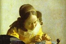 Vermeer / by Victoria Hinshaw