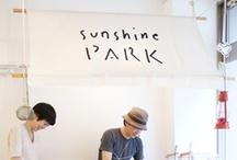 Dream Cafe inspiration..
