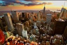 New York City / Our favorite restaurants, shops, bars, neighborhoods and things to do in New York City. / by MapQuest