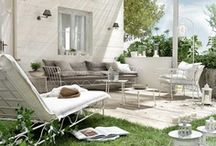 Gardening and outdoor spaces  / by Vicky @ hOme