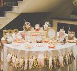 Candy Buffet / Must have candy buffets for all you sweet treat fans.