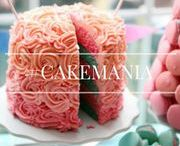 Cakemania / A mixture of amazing cakes, stands and how to style them.