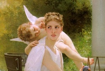 Bouguereau / by Victoria Hinshaw